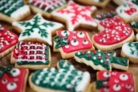 put holiday-themed products on display in your dispensary