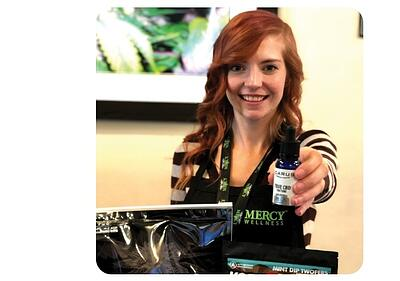 Mercy Wellness is a Baker dispensary  client based out of California