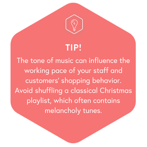 Holiday Guide - Music Tip