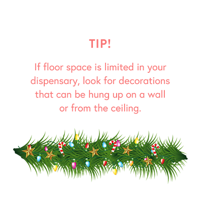 Holiday Guide - V2 Ch 1 store decor Tip