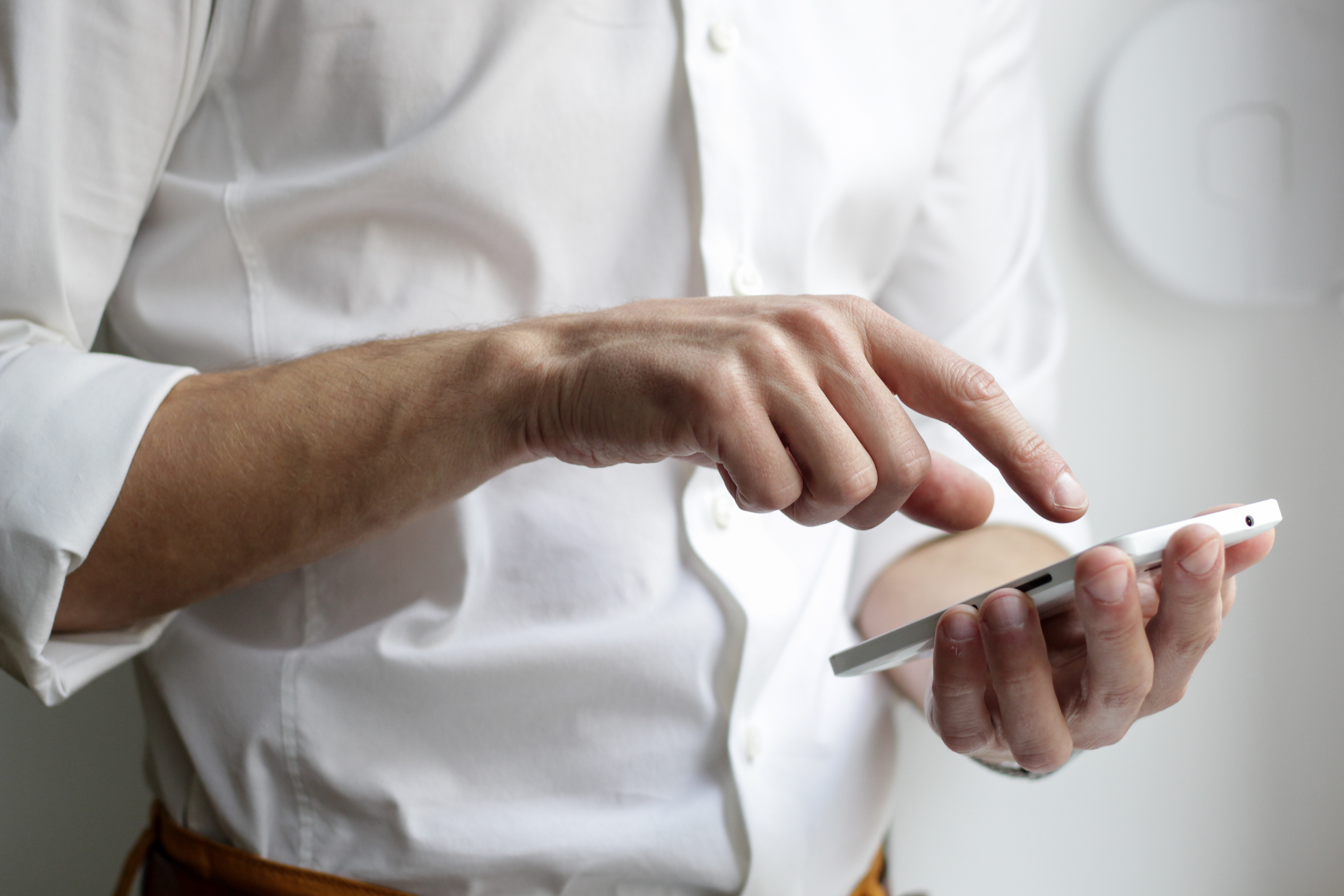 Learn more ab out your patients with mobile Checkin at events